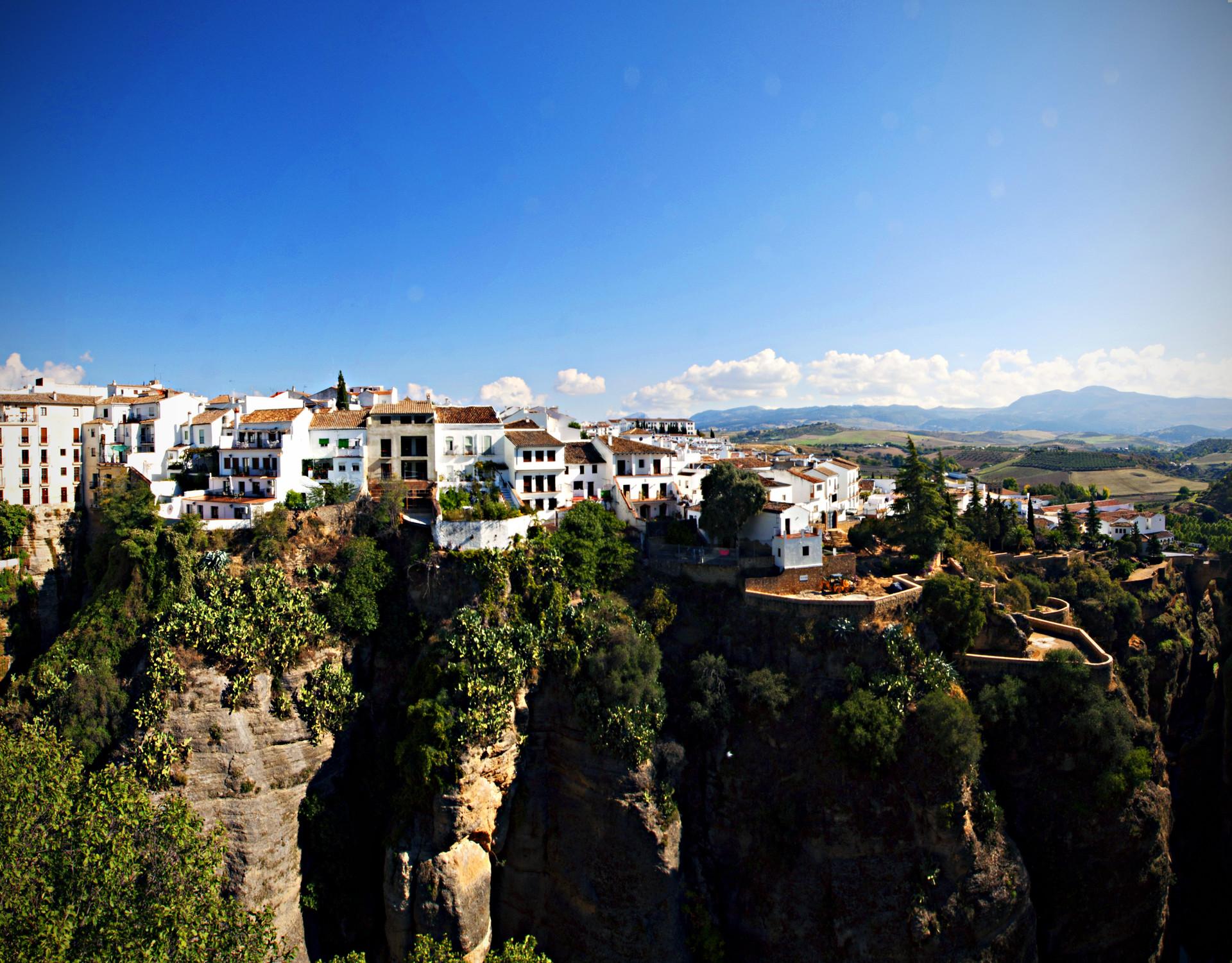 Experiência em Ronda, Espanha por Maykel!
