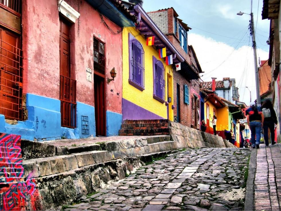 Experiência em Santafé de Bogotá, Colômbia por Diana