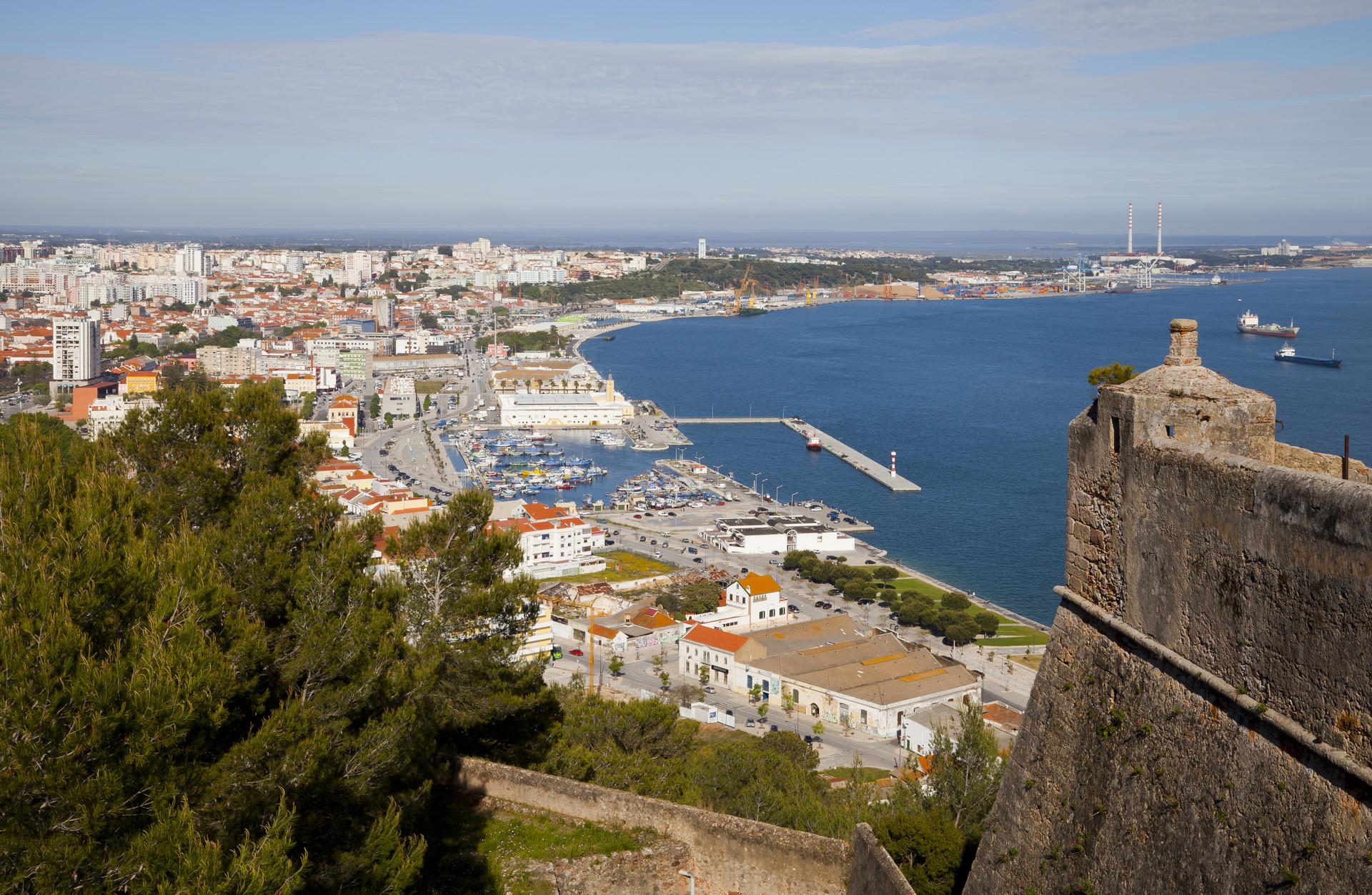 Experiência em Setúbal, Portugal, por Virginia!