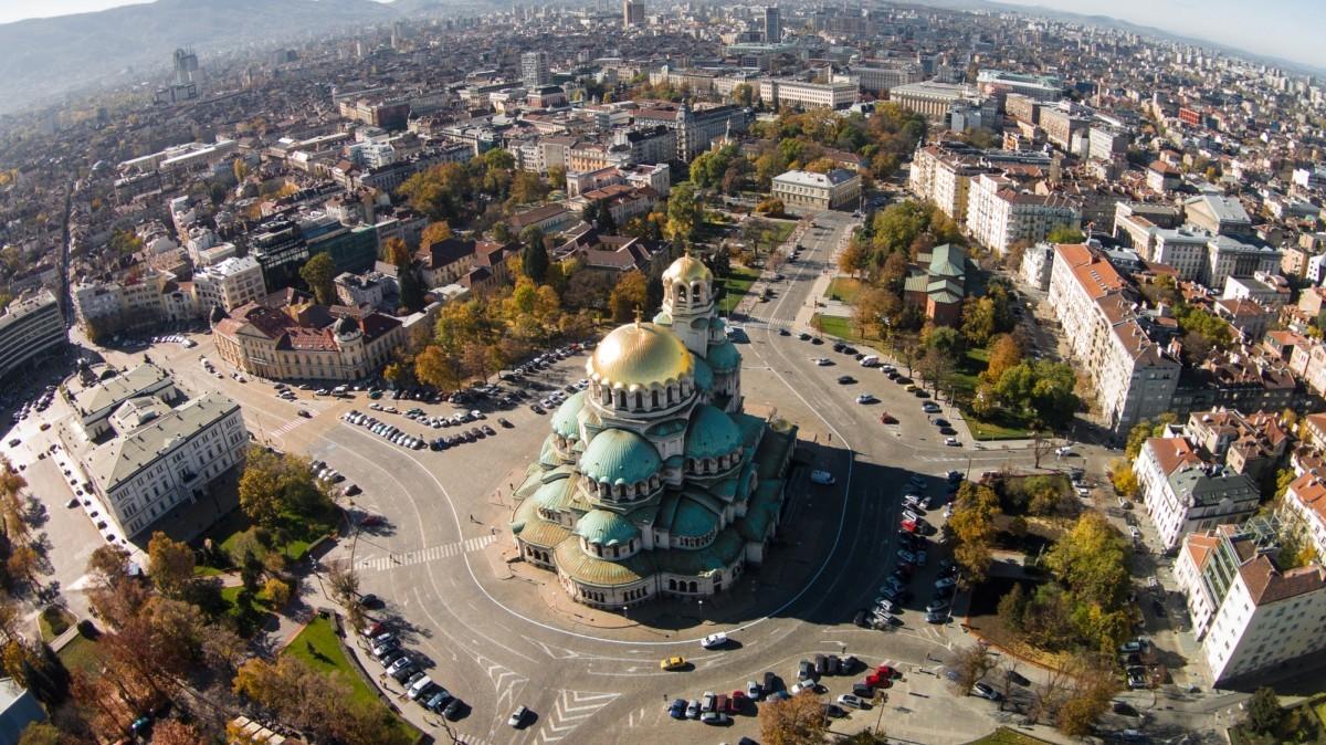 Experiência em Sofia, na Bulgária, por Daniel!