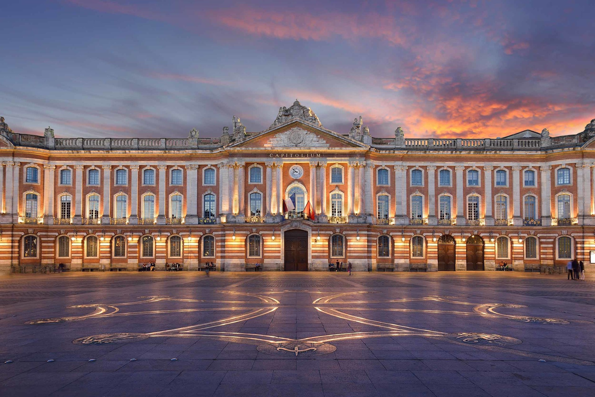 Experiência em Toulouse, França por Sophie