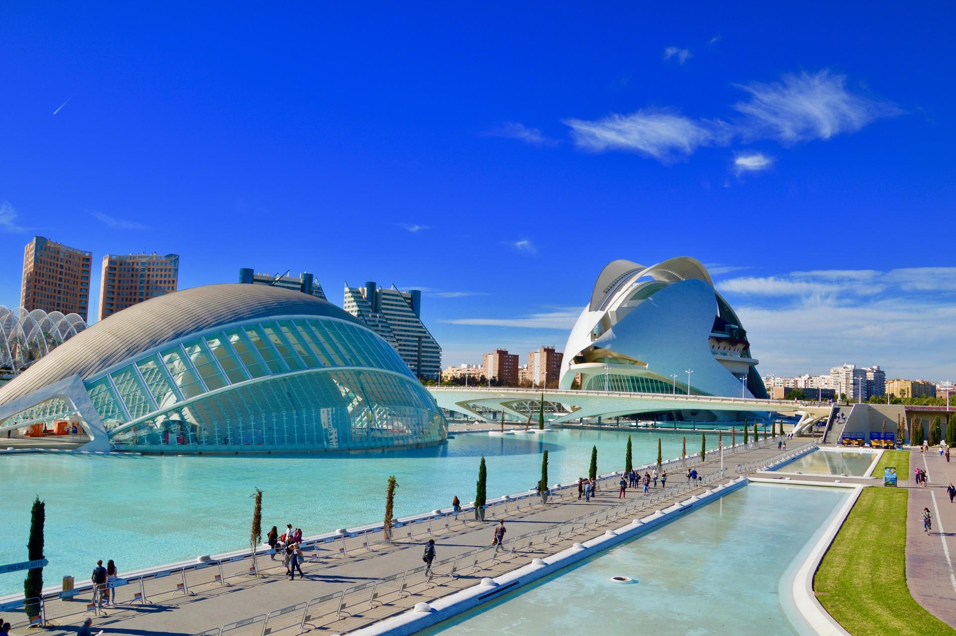 Experiência em Valência, Espanha por Sophie