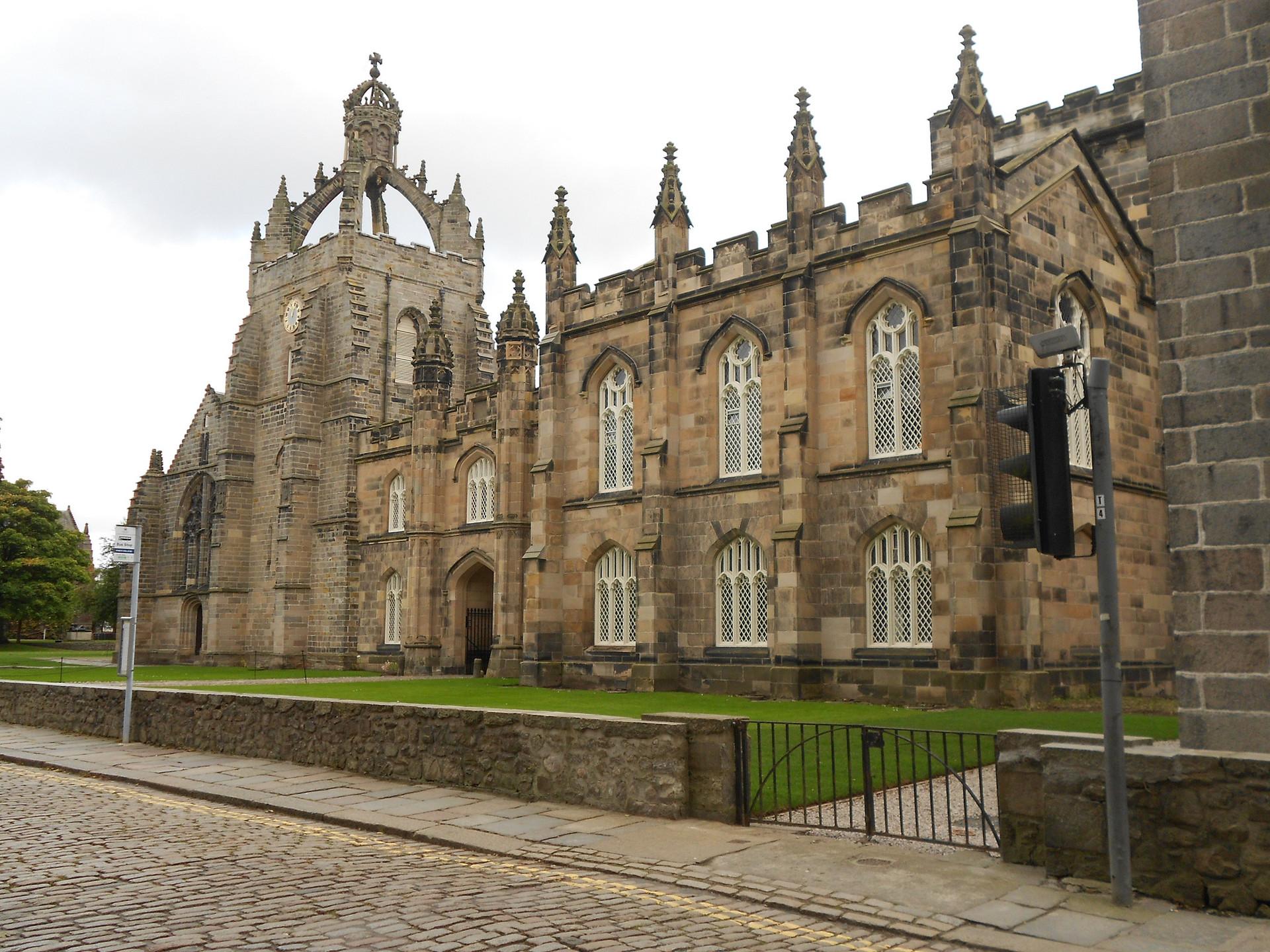 Experiencia en Aberdeen, Reino Unido, por Erin