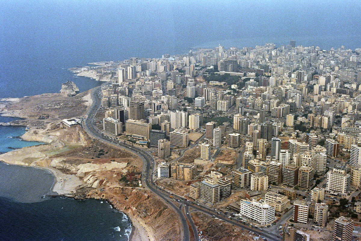Experiencia en Beirut, Líbano por Vera