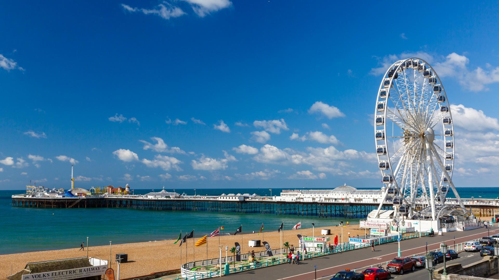 Experiencia en Brighton, Reino Unido de Emma