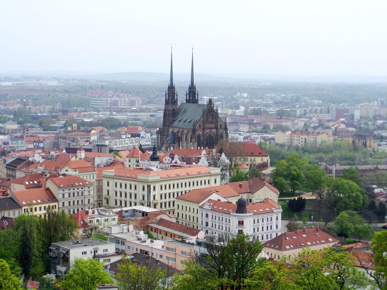 Experiencia en Brno, República Checa por Filip