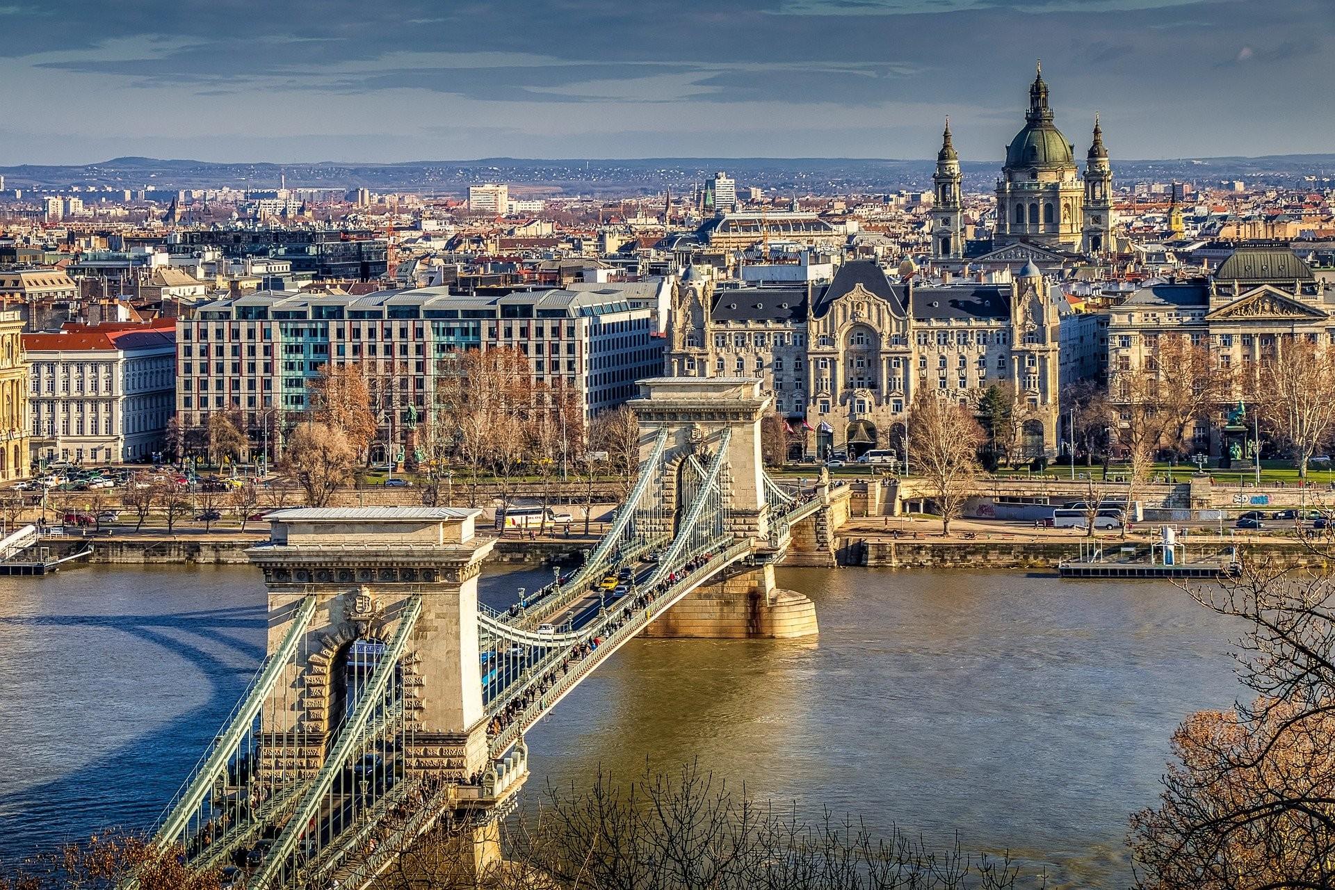 Experiencia en Budapest, Hungría por Kata