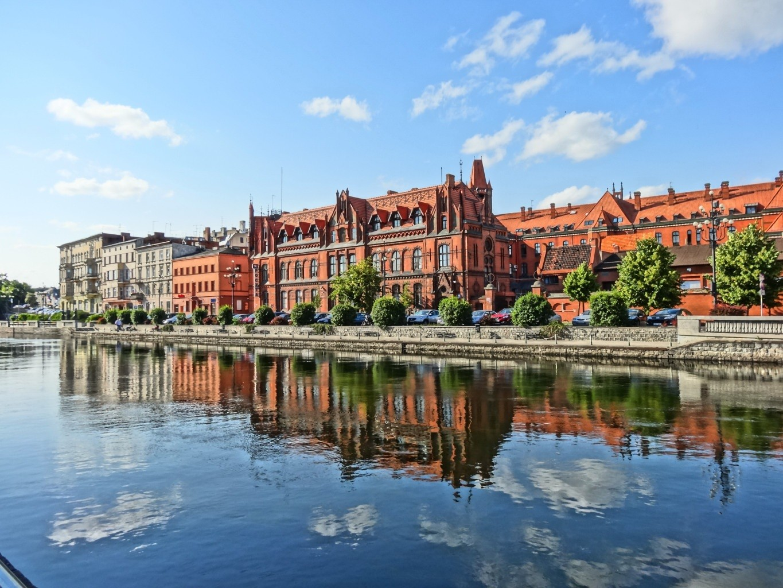 Experiencia en Bydgoszcz, Polonia, por Hania