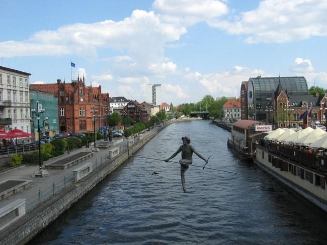 Experiencia en Bydgoszcz, Polonia por Michelle