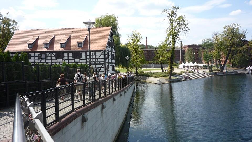 Experiencia en Bydgoszcz, Polonia, por Tina