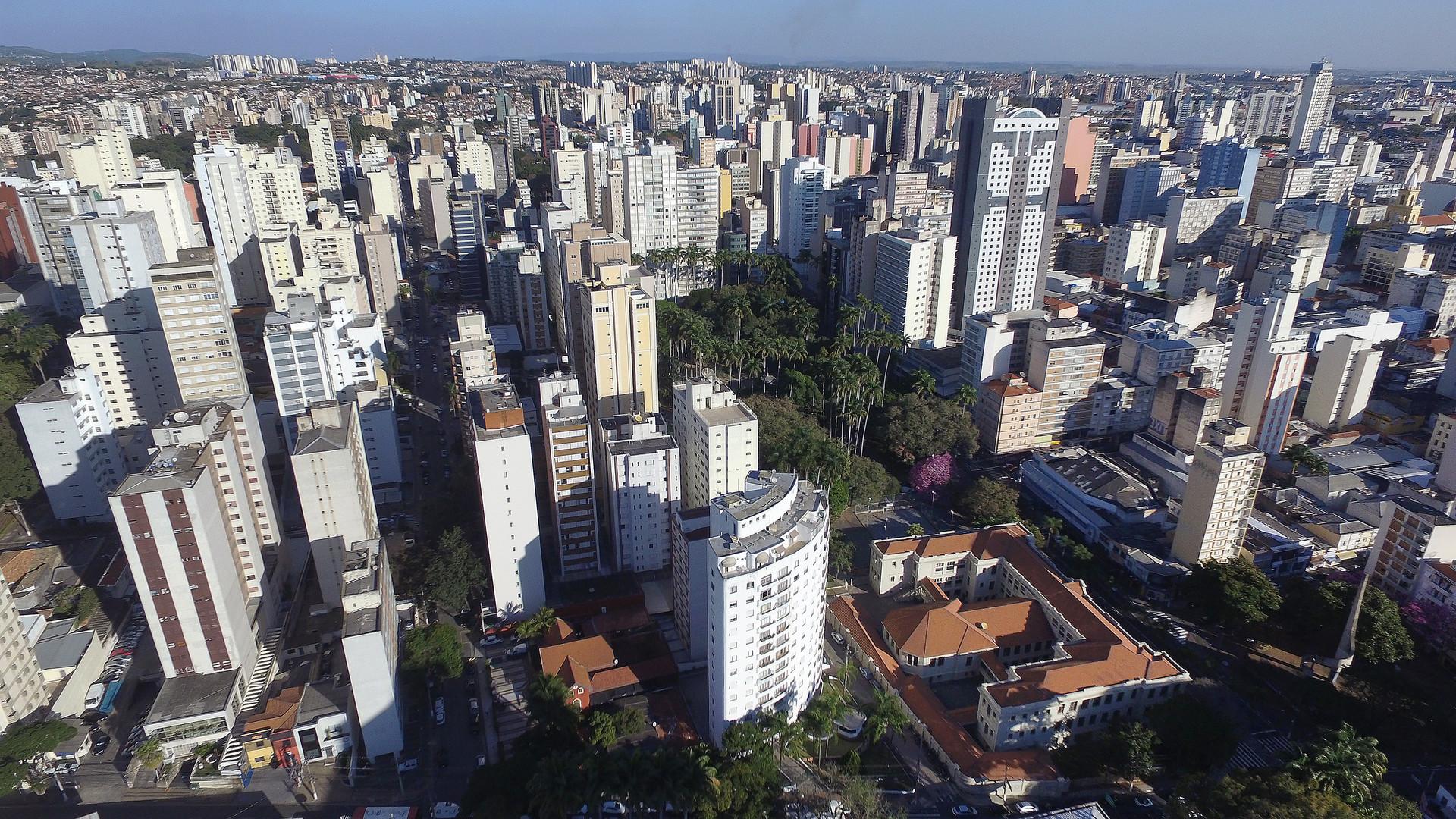 Experiencia en Campinas, Brasil por Celina
