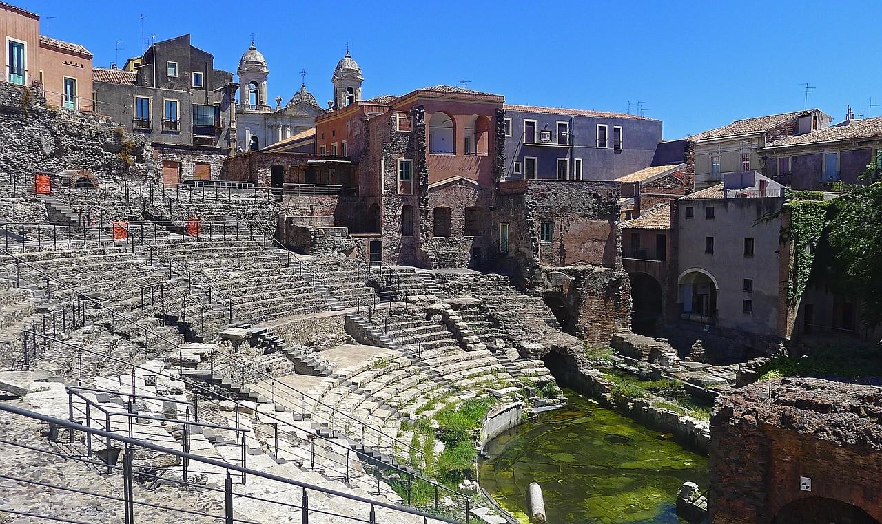Experiencia en Catania, Italia, por Giulia