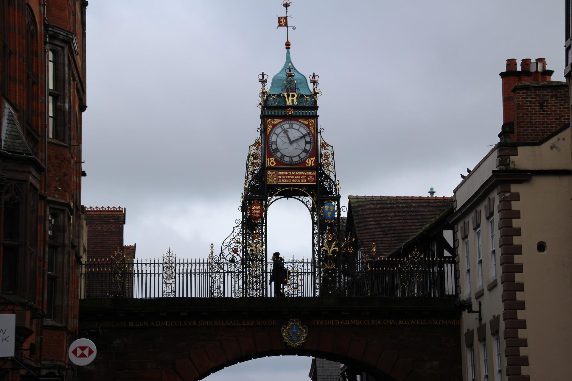 Experiencia en Chester, Reino Unido, por Kay