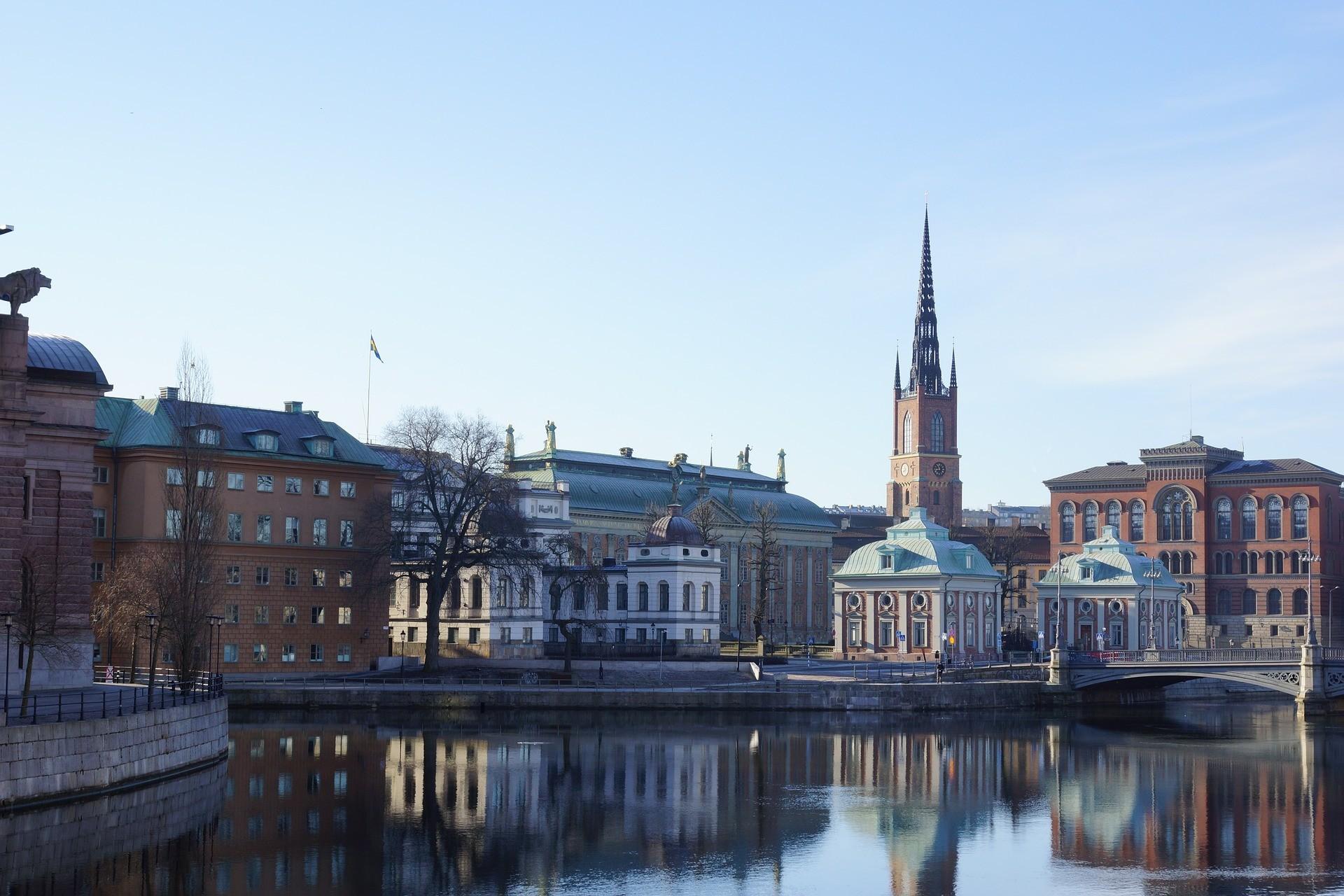 Experiencia en Estocolmo, Suecia, por Robert