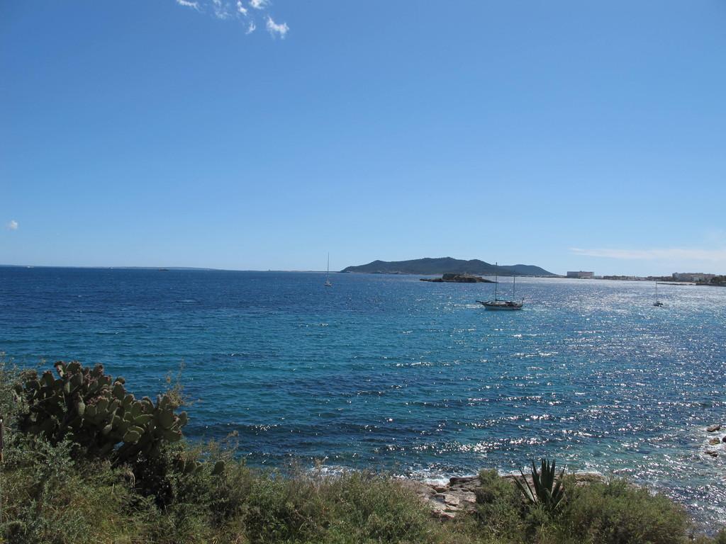 Experiencia en Ibiza, España por Boriana