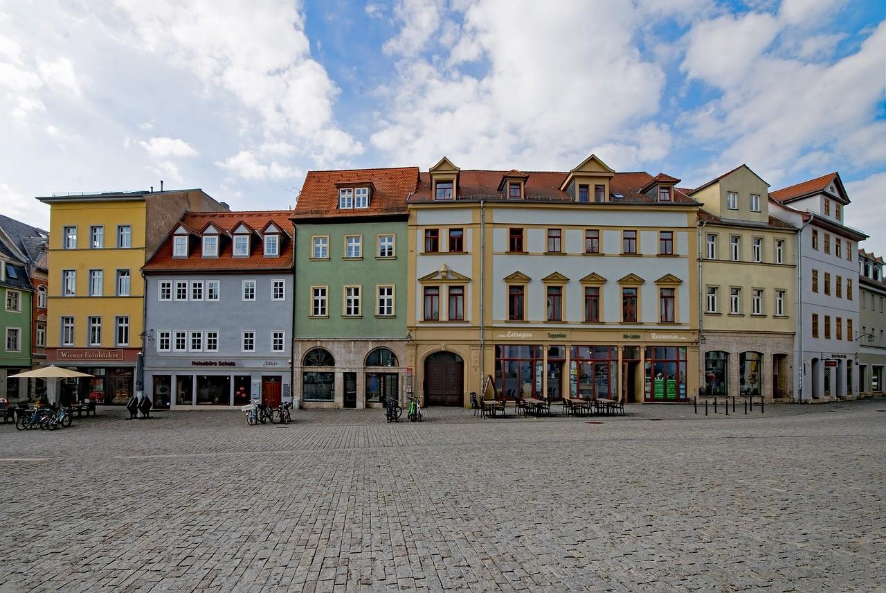 Experiencia en Jena, Alemania por Arefin Neon