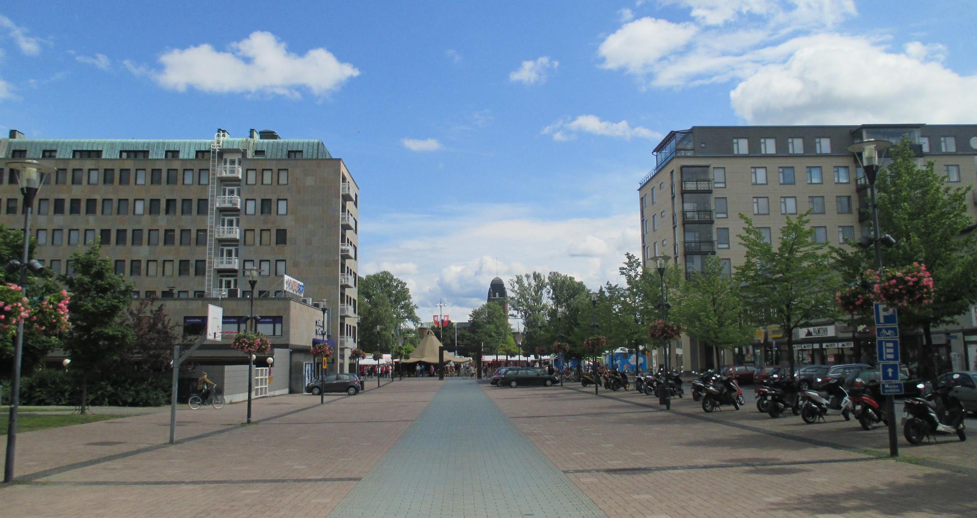 Experiencia en Joensuu, Finlandia por Saeedeh
