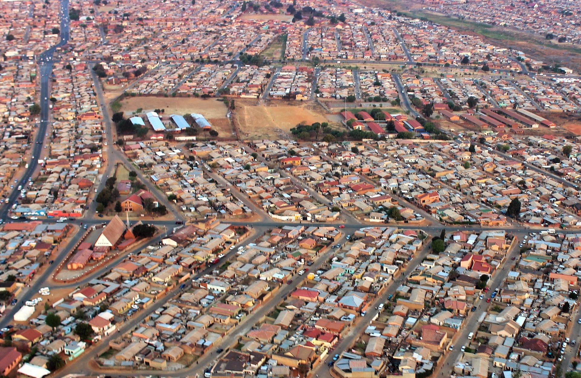 Experiencia en Johannesburgo, Sudáfrica, por Richard