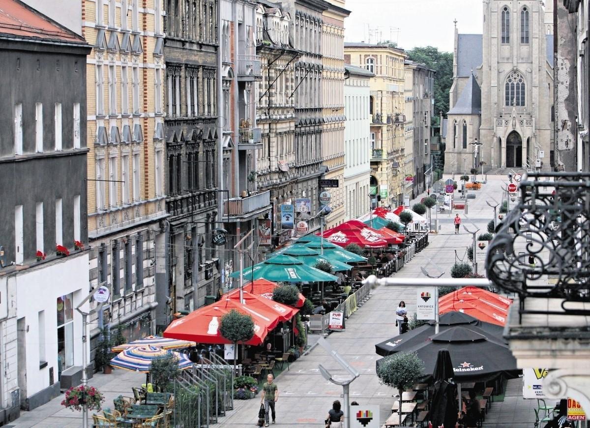 Experiencia en Katowice, Polonia por Magdalena
