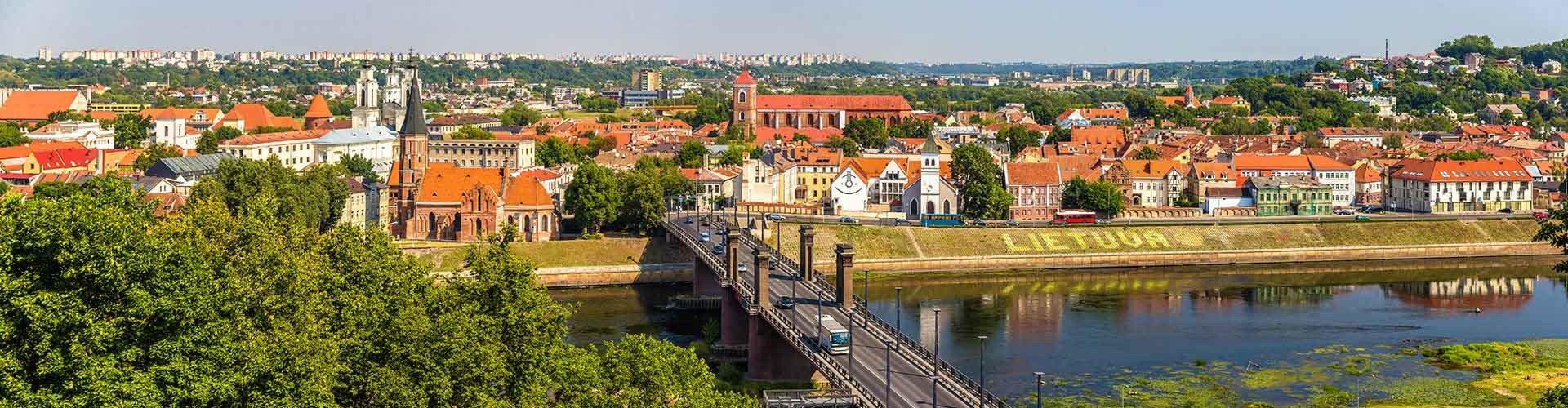 Experiencia en Kaunas, Liruana, por Kamilė
