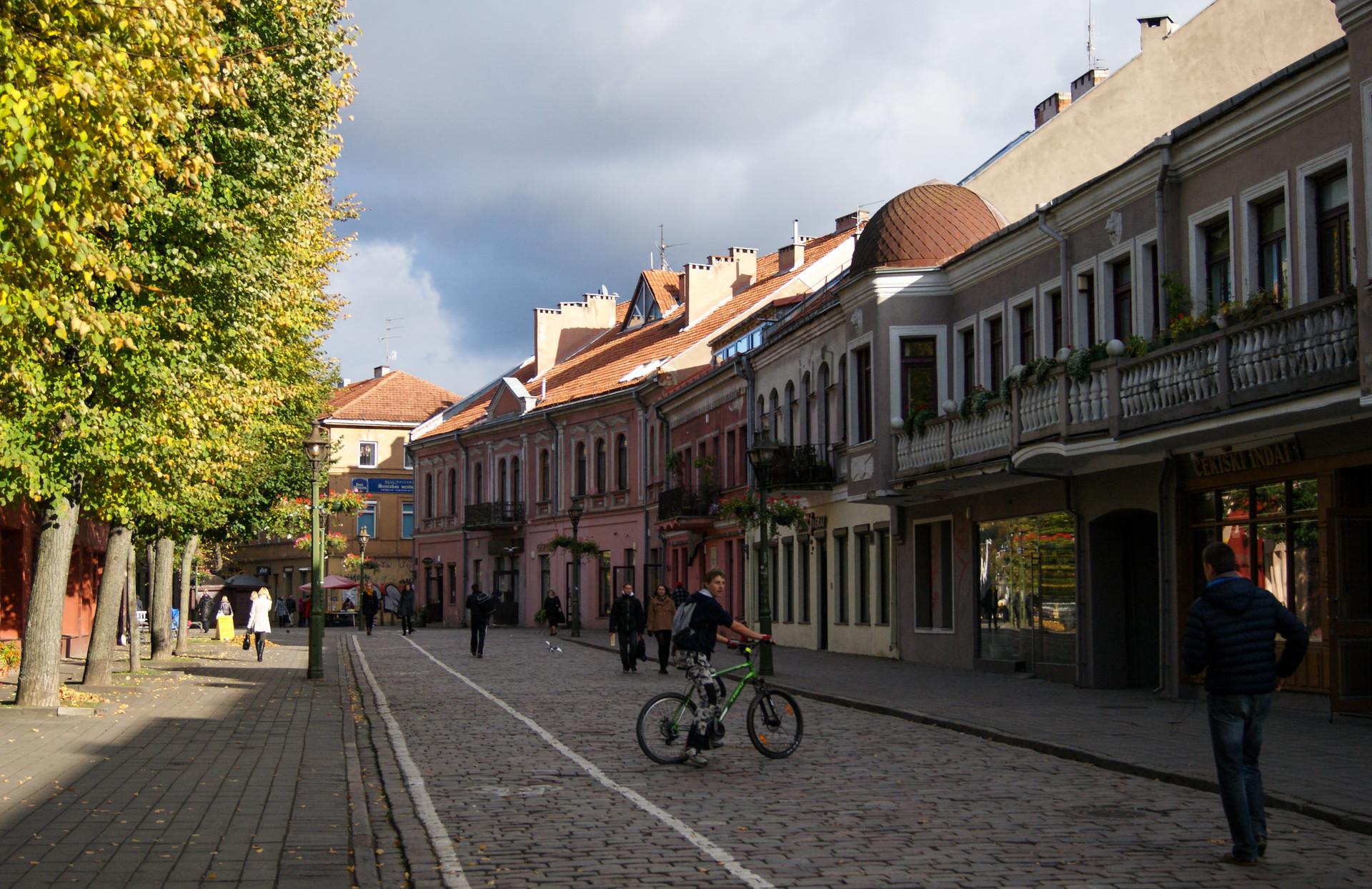 Experiencia en Kaunas, Lituania, por Kristina