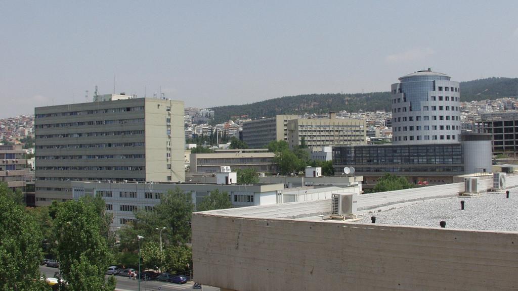 Experiencia en la Universidad Aristóteles, Tesalónica, Grecia, por Pavlos