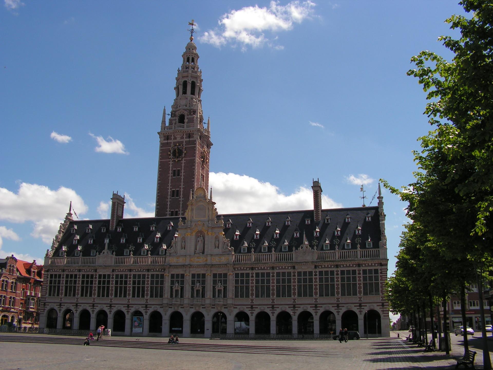 Experiencia en la Universidad Católica de Lovaina, Bélgica por Alice
