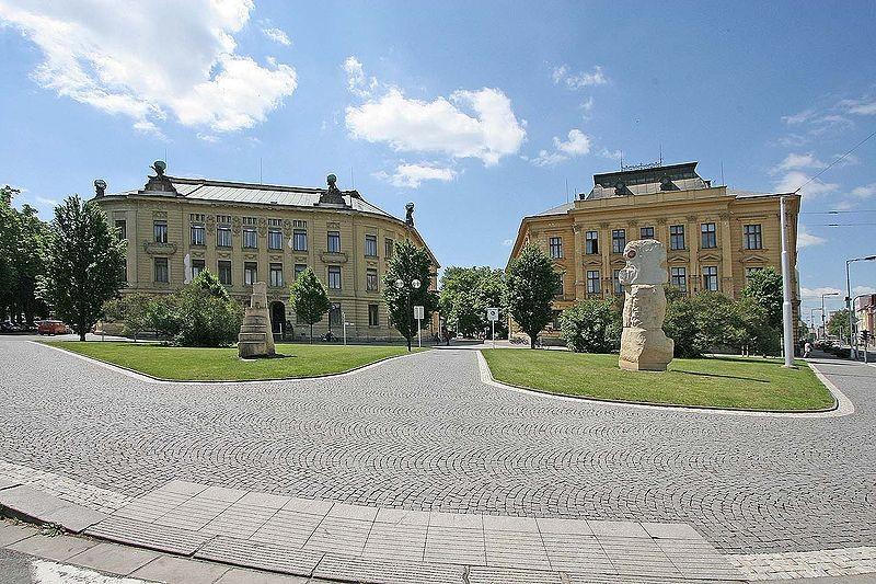 Experiencia en la Universidad de Hradec Králové, República Checa por Martin