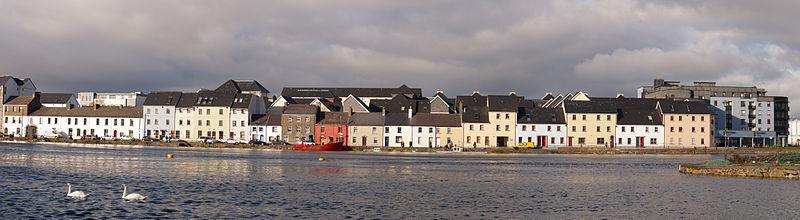 Experiencia en la Universidad Nacional de Irlanda, Galway, Irlanda por Maura S