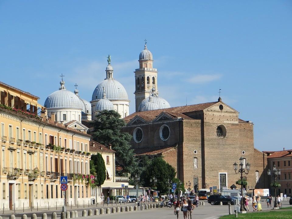 Experiencia en la Universidad de Padua, Italia por Eugenio