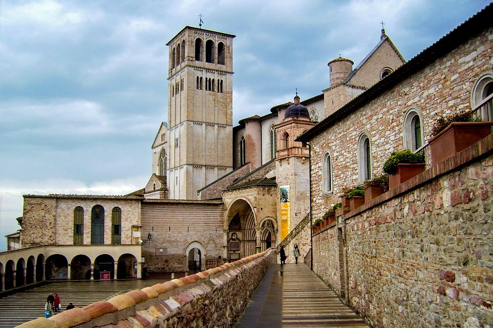 Experiencia en la Universidad de Perugia, Italia, por Anna
