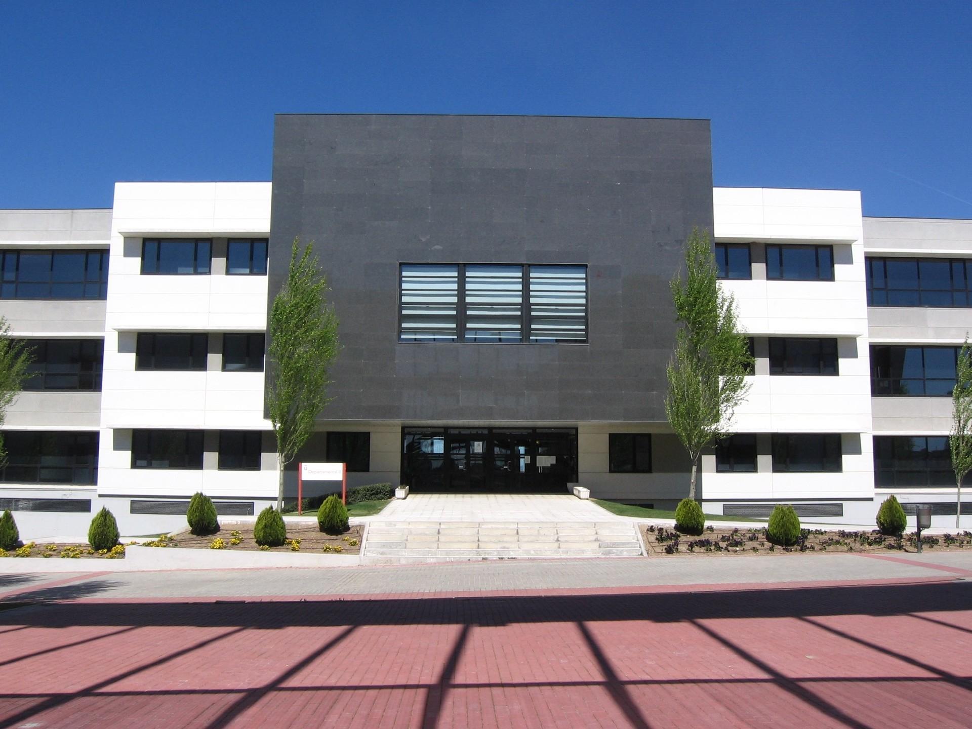 Experiencia en la Universidad Rey Juan Carlos, España