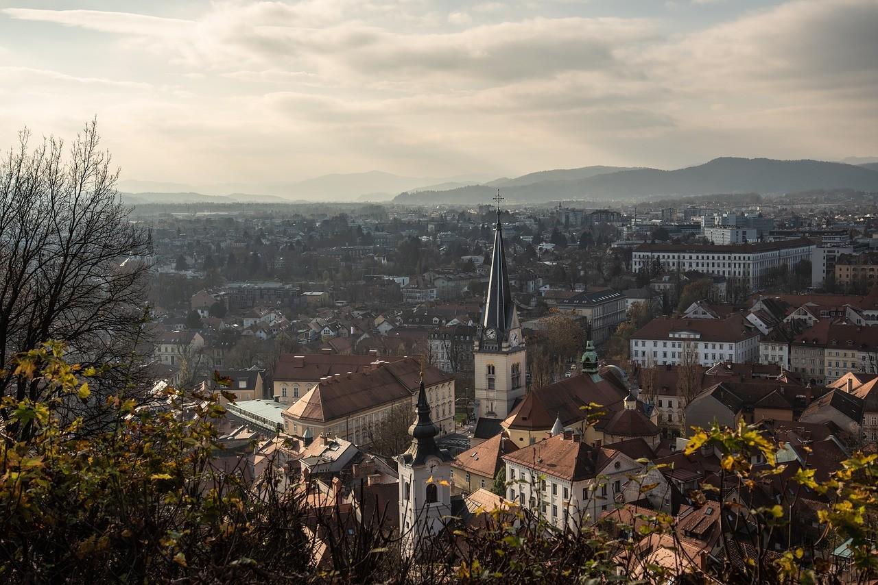 Experiencia en Liubliana, Eslovenia de Sanja
