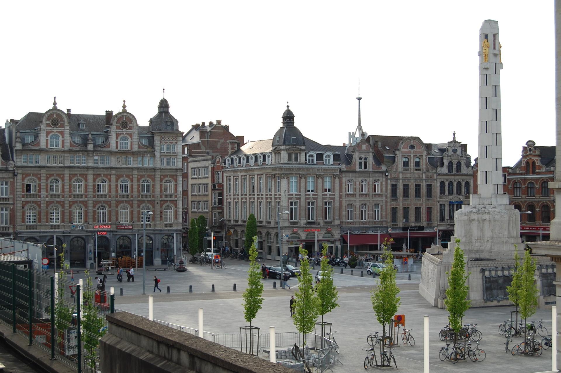 Experiencia en Lovaina, Bélgica, por Fabiano