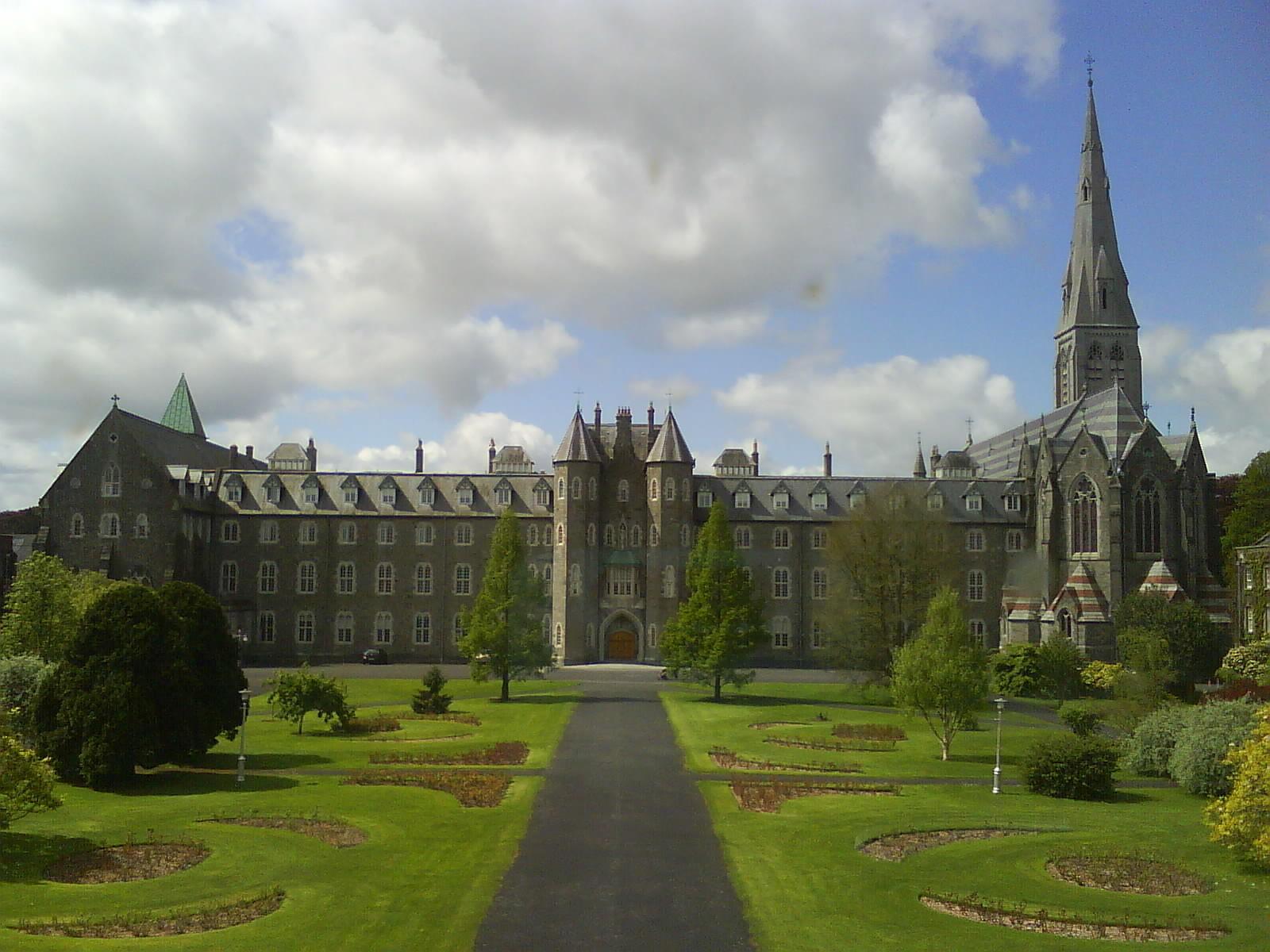 Experiencia en Maynooth, Irlanda por Dan Doherty