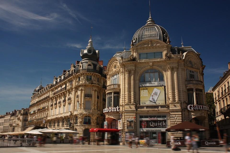 Experiencia en Montpellier, Francia, por Iseline