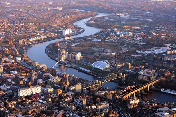 Experiencia en Newcastle Upon Tyne, Reino Unido por Tony