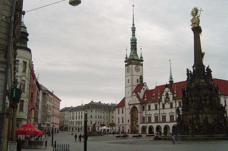 Experiencia en Olomuc, República Checa por Katrin