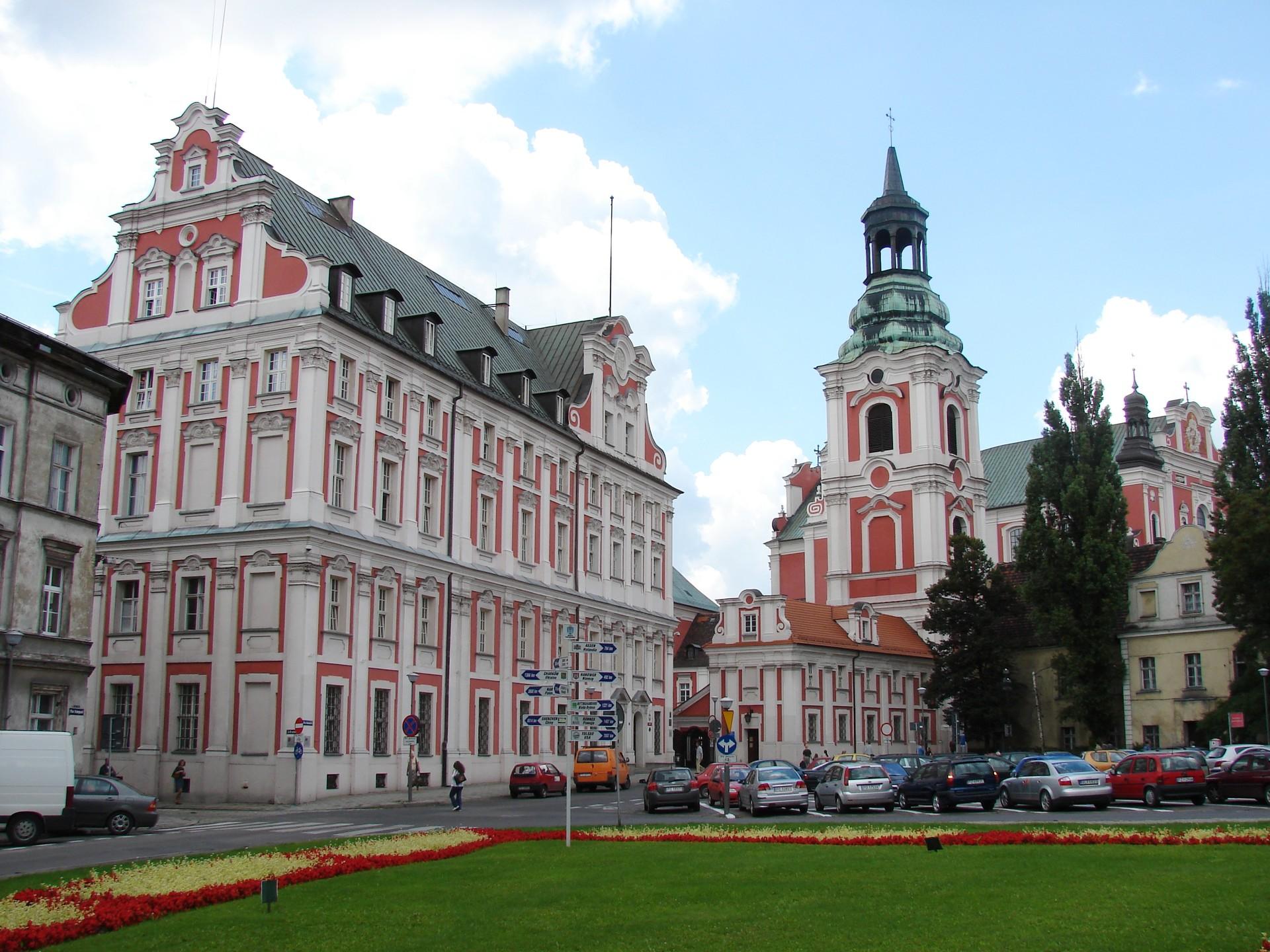 Experiencia en Poznan, Polonia, por Tom