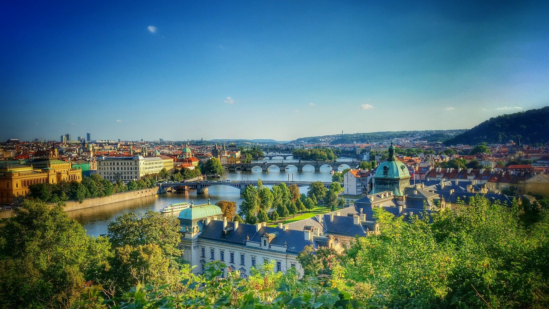 Experiencia en Praga, República Checa, por Karolina