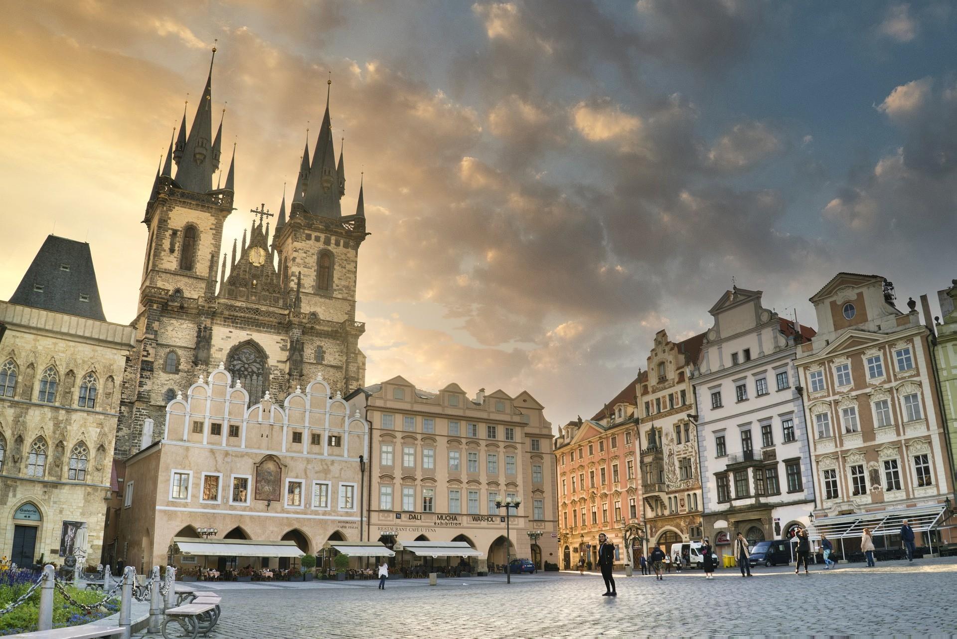 Experiencia en Praga, República Checa, por Tobias