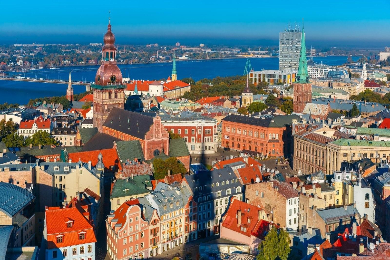 Experiencia en Riga, Letonia, por Preetha