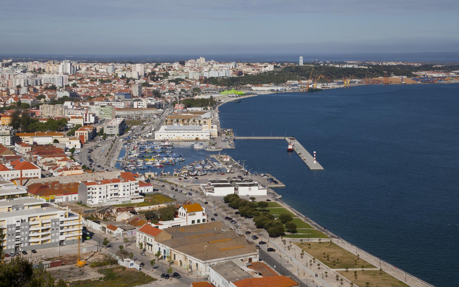 Experiencia en Setúbal, Portugal por Raquel