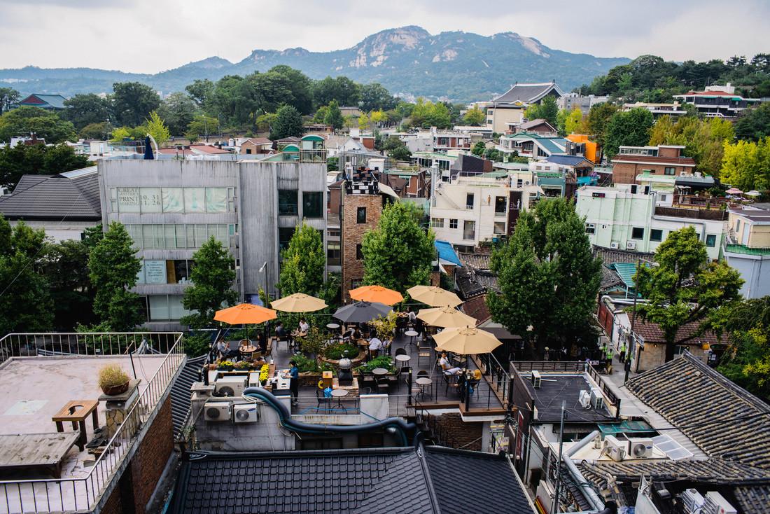 Experiencia en Seúl, Corea del Sur por Hyewan