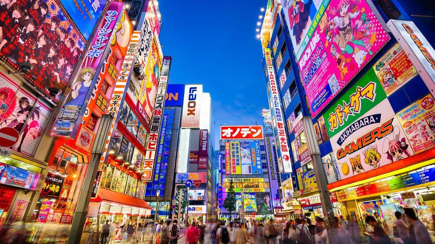 Experiencia en Tokio, Japón, por Reina