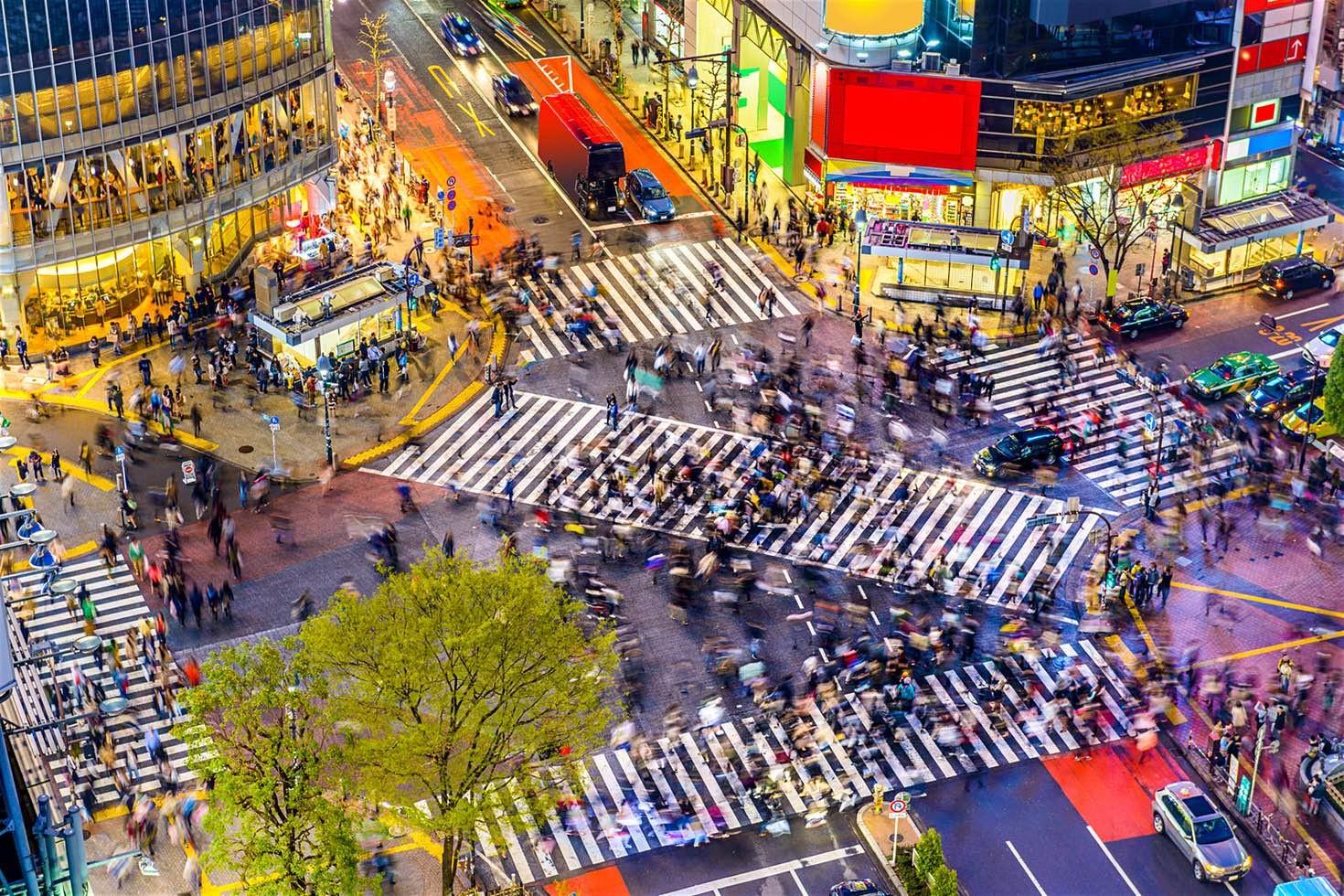 Experiencia en Tokio, Japón, por Ryuhei