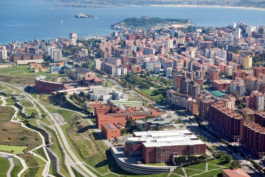 Experiencia en la Universidad de Cantabria, España por Mary