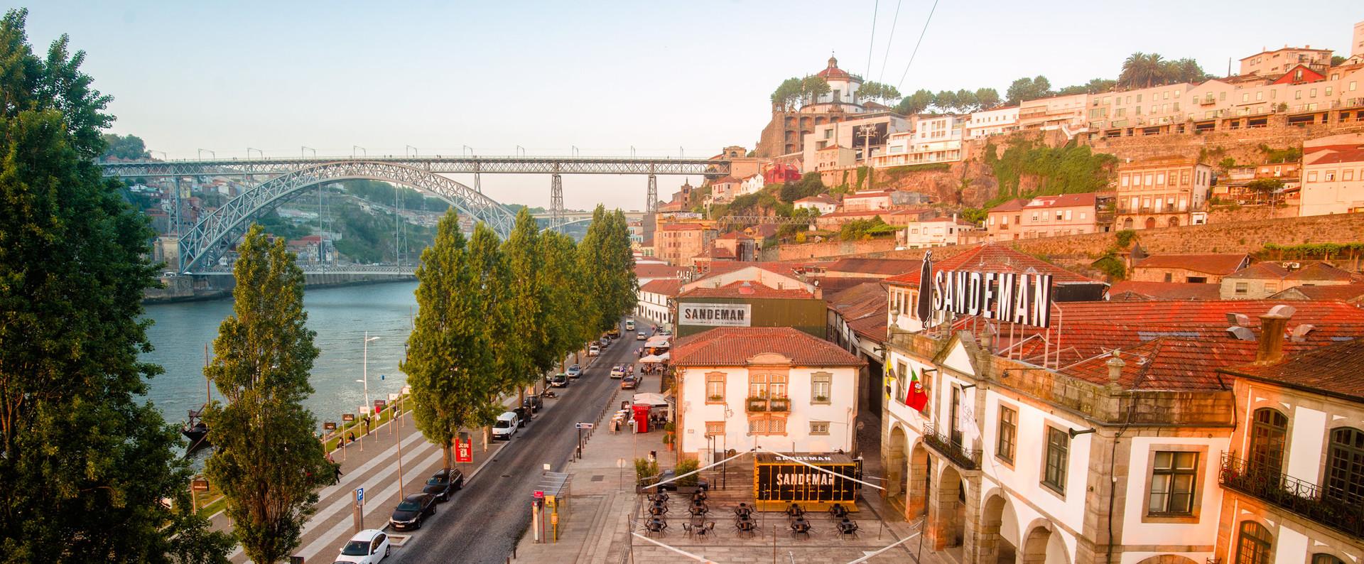 Experiência de Erasmus do Adam no Porto, Portugal