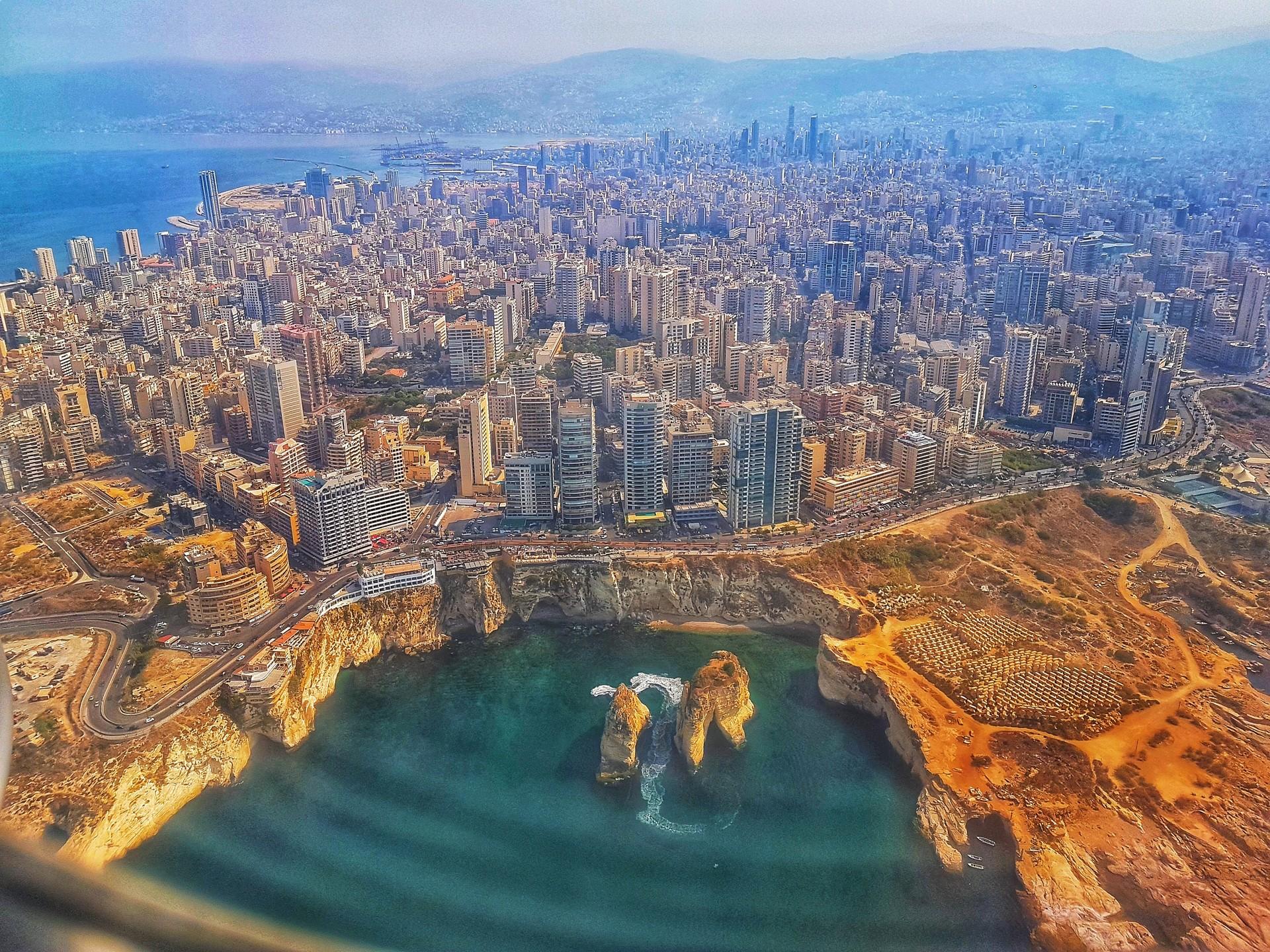 Experiencia Erasmus en Beirut, Líbano por Eloi