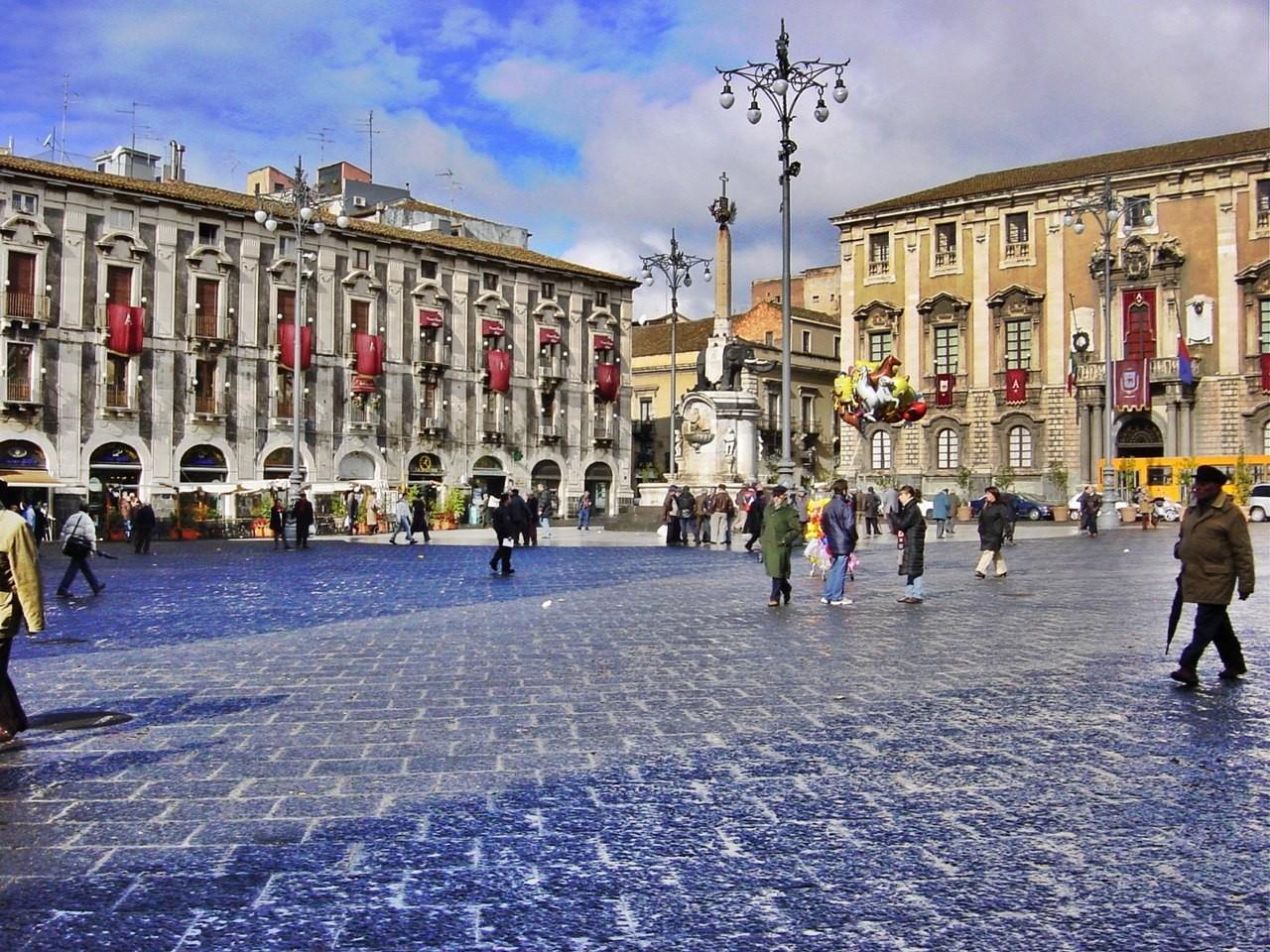 Experiencia Erasmus en Catania, Italia